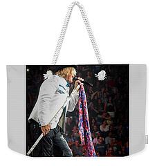 Joe Elliot Weekender Tote Bag by Luisa Gatti