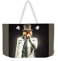 Joe Elliott Weekender Tote Bag by Luisa Gatti