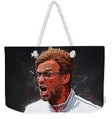 Jurgen Kloop Weekender Tote Bag by Semih Yurdabak