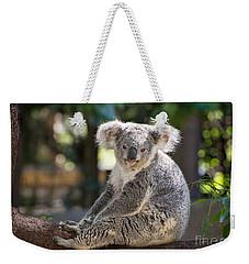 Just Relax Weekender Tote Bag by Jamie Pham