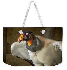 King Vulture Weekender Tote Bag by Jamie Pham