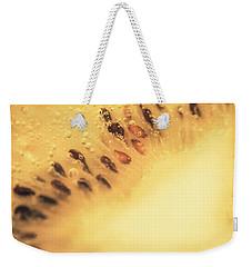 Kiwi Margarita Details Weekender Tote Bag by Jorgo Photography - Wall Art Gallery