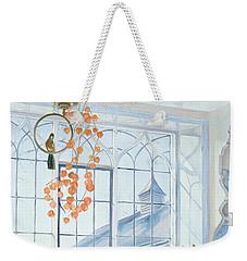 Lanterns Weekender Tote Bag by Timothy Easton