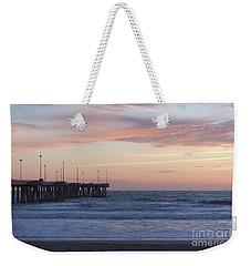 Lavander Waters Weekender Tote Bag by Ana V Ramirez