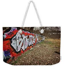 Layers Weekender Tote Bag by CJ Schmit