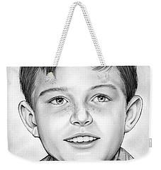 Leave It To Beaver Weekender Tote Bag by Greg Joens