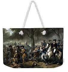 Life Of George Washington - The Soldier Weekender Tote Bag by War Is Hell Store