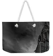 Lightning Strike Weekender Tote Bag by Martin Newman