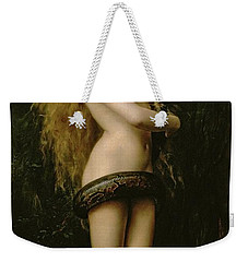Lilith Weekender Tote Bag by John Collier