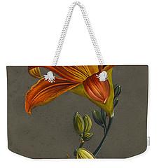 Lily Weekender Tote Bag by Louise D'Orleans