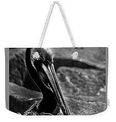 Looking Good B/w Weekender Tote Bag by Marvin Spates