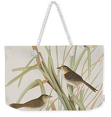 Macgillivray's Finch  Weekender Tote Bag by John James Audubon