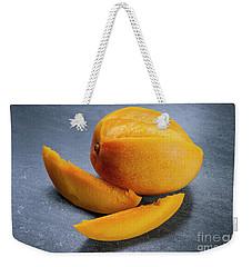 Mango And Slices Weekender Tote Bag by Elena Elisseeva