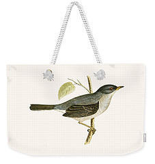 Marmora's Warbler Weekender Tote Bag by English School
