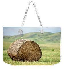 Meadowlark Heaven Weekender Tote Bag by Todd Klassy