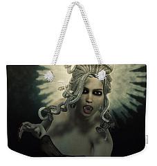 Medusa Weekender Tote Bag by Joaquin Abella