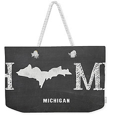 Mi Home Weekender Tote Bag by Nancy Ingersoll