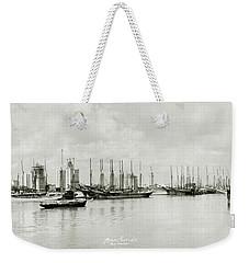 Miami, Florida Circa 1925  Weekender Tote Bag by Jon Neidert