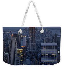 Midtown Freedom Weekender Tote Bag by Rick Berk