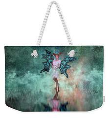 Mirage  Weekender Tote Bag by Betsy Knapp