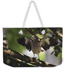 Mockingbird  Weekender Tote Bag by Terry DeLuco
