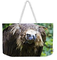 Monk Vulture 3 Weekender Tote Bag by Heiko Koehrer-Wagner