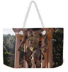 Monster Maze Weekender Tote Bag by Joaquin Abella
