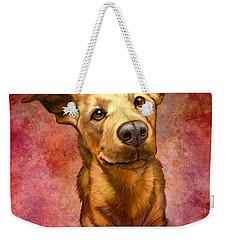 My Buddy Weekender Tote Bag by Sean ODaniels