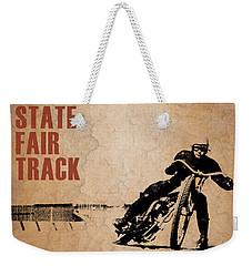 National Championship Milwaukee Weekender Tote Bag by Mark Rogan