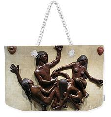 National Museum Of The American Indian 6 Weekender Tote Bag by Randall Weidner