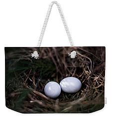 New Birth Weekender Tote Bag by Parker Cunningham