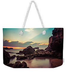 Weekender Tote Bag featuring the photograph New Vision by Thierry Bouriat