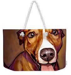 Number One Fan Weekender Tote Bag by Sean ODaniels
