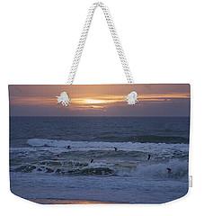 Office View Weekender Tote Bag by Betsy Knapp