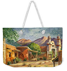 Old Tucson Weekender Tote Bag by Marilyn Smith