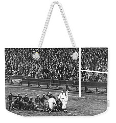 One For The Gipper Weekender Tote Bag by Underwood Archives