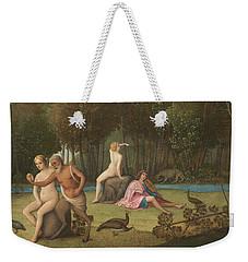 Orpheus Weekender Tote Bag by Venetian School