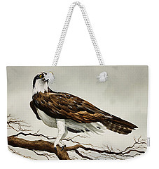 Osprey Sea Hawk Weekender Tote Bag by James Williamson