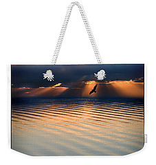 Ospreys Weekender Tote Bag by Mal Bray