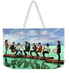 Ottetto In Navigazione Weekender Tote Bag by Guido Borelli