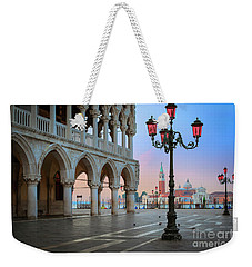 Palazzo Ducale Weekender Tote Bag by Inge Johnsson