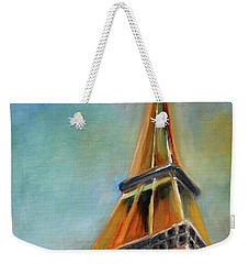 Paris Weekender Tote Bag by Jutta Maria Pusl