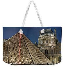 Paris Louvre Weekender Tote Bag by Juli Scalzi