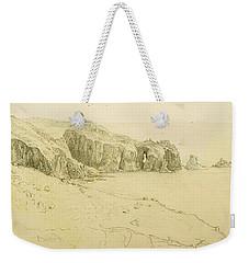 Pele Point, Land's End Weekender Tote Bag by Samuel Palmer