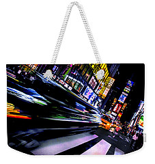 Pimp'n It Weekender Tote Bag by Az Jackson