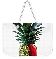 Pinemelon 2 Weekender Tote Bag by Carlos Caetano