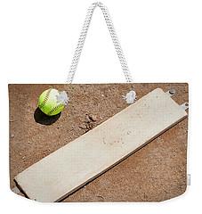 Pitchers Mound Weekender Tote Bag by Kelley King