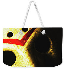 Playing The Intimidator Weekender Tote Bag by Jorgo Photography - Wall Art Gallery