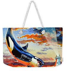 Pooka Hill 12 Weekender Tote Bag by Hanne Lore Koehler