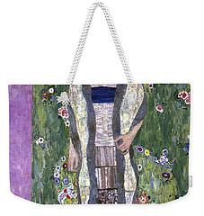 Portrait Of Adele Bloch-bauer II Weekender Tote Bag by Gustav Klimt